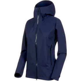 Mammut Kento HS Hooded Jacket Women peacoat
